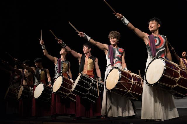 和文化豆知識-和太鼓の種類-桶胴太鼓2